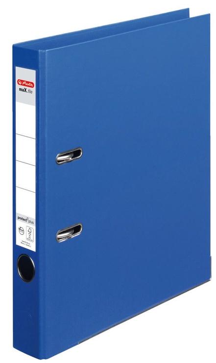 Herlitz Max File A4/5cm Dark Blue