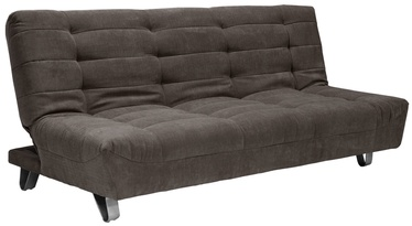 Home4you Sofa Bed Rio Brown 11612