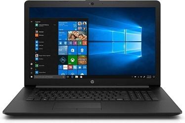 Klēpjdators HP 17 Black HP-17-N4000-4GB-480SSD (bojāts iepakojums)