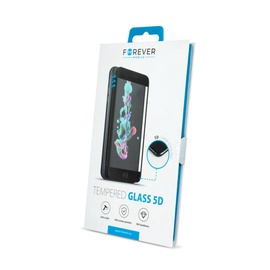 Защитная пленка на экран Forever Samsung Galaxy S21 Plus Tempered Glass 5D, 9h