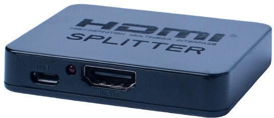 Savio CL-93 HDMI Splitter 1x2