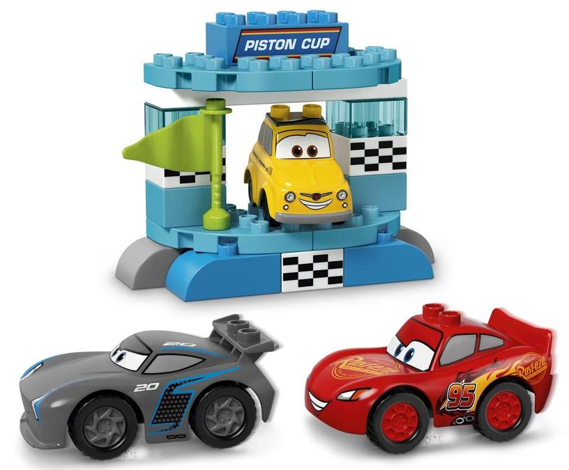 Конструктор LEGO Duplo Piston Cup Race 10857, 31 шт.