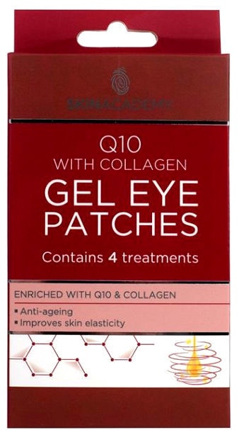 Skin Academy Q10 With Collagen Gel Pads 4pcs