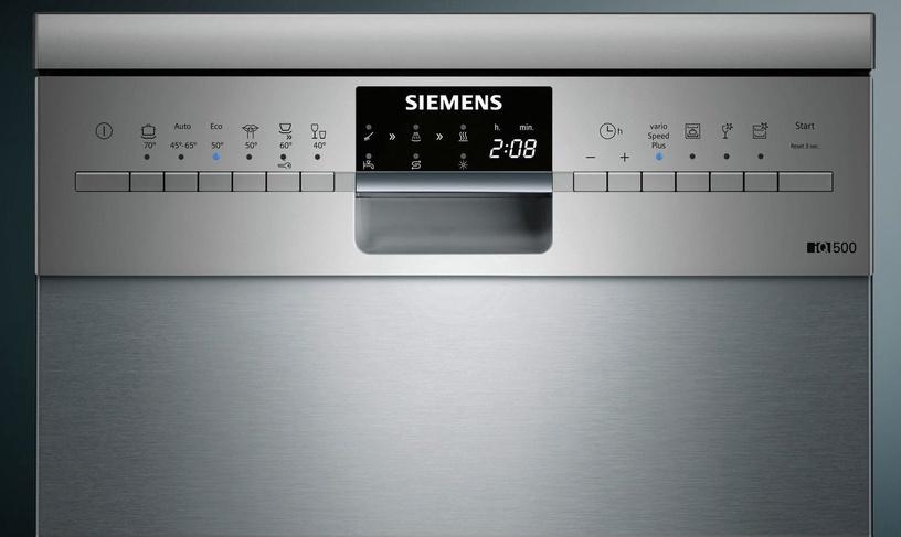 Посудомоечная машина Siemens iQ500 SpeedMatic SR256I01TE