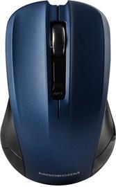 Kompiuterio pelė Modecom WM9.1 Black/Blue, bevielė, optinė