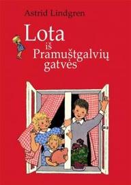 Knyga Lota iš Pramuštgalvių gatvės