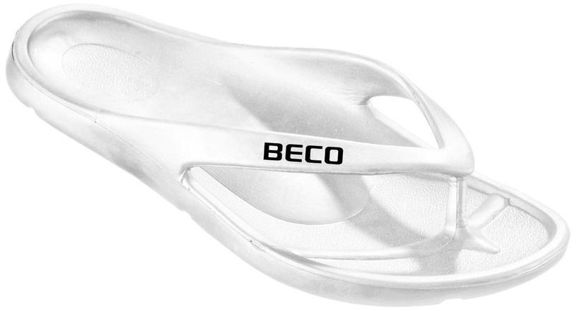 Beco Pool Slipper 90320 White 38
