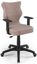 Детский стул Entelo Duo Size 5 JS08, черный/кремовый, 375 мм x 1000 мм
