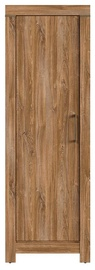 Spinta Black Red White Gent Stirling Oak, 66x40x200.5 cm