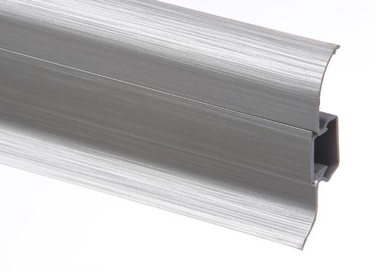 Põrandaliist PVC Premium MAT201 22x59mm 2,5m