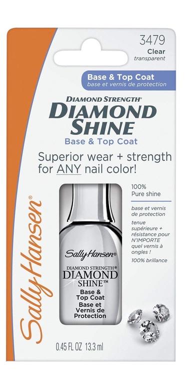 Sally Hansen Diamond Shine Base & Top Coat 13.3ml