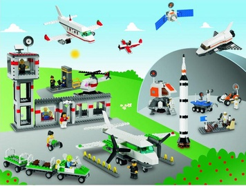 LEGO Education Space & Airport Set 9335