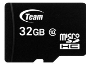 Atmiņas karte Team Group TUSDH32GCL1003, 32 GB