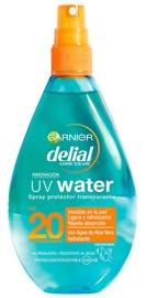 Garnier Delial UV Water Spray Protector Transparent SPF20 150ml