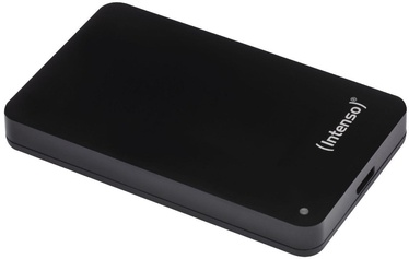 "Intenso 1TB 2.5"" Memory Case USB 3.0 Black"