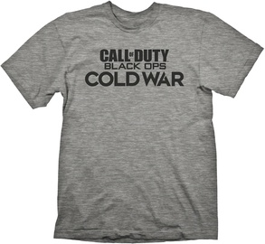 Licenced Call of Duty Cold War T-Shirt Grey XL