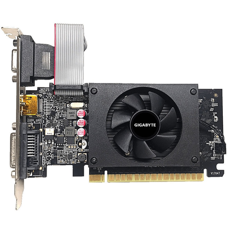 Vaizdo plokštė Gigabyte GeForce GT 710 GV-N710D5-2GIL 2 GB GDDR5