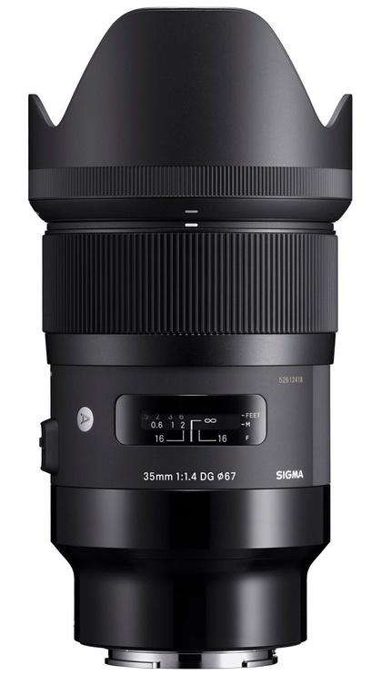 Sigma 35/1.4 EX DG HSM Art For Sony