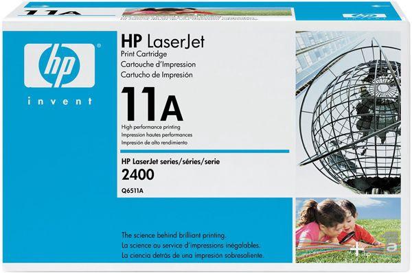 Lazerinio spausdintuvo kasetė HP LaserJet Q6511A BLACK