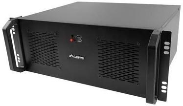 """Lanberg Rackmount Server Chasis ATX 350/10 19""""/4U"""