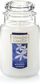 Yankee Candle Classic Large Jar Midnight Jasmine 623g
