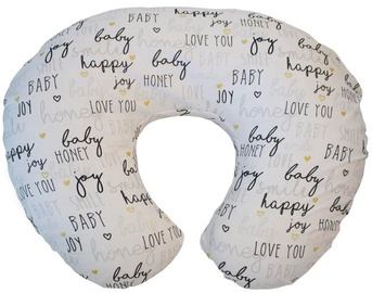 Chicco Boppy Pillow With Cotton Slipcover Hello Baby