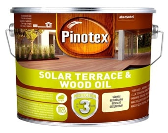 Eļļa terasēm pinotex solar 9,3l
