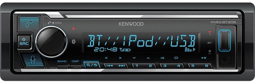 Kenwood KMM-BT306