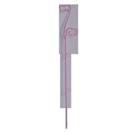 Lazdelė orchidėjoms remti, 59 cm
