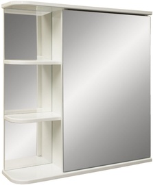MN Kersa 02 Bath Cabinet with Mirror Right