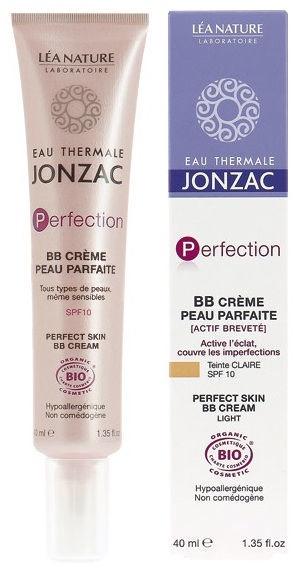BB sejas krēms Jonzac Perfection SPF10 Claire, 40 ml