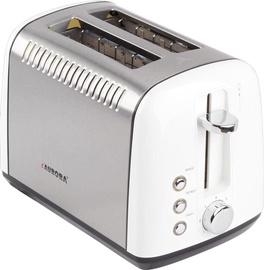 Aurora AU 3322 Toaster White