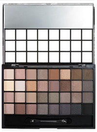 E.l.f. Cosmetics Eyeshadow Palette 32 Piece 28g Natural