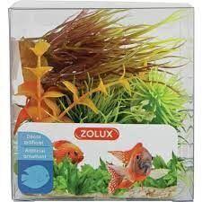 Dekoratsioon Zolux Boit Mix X6 Nr3 Plantkit Decor