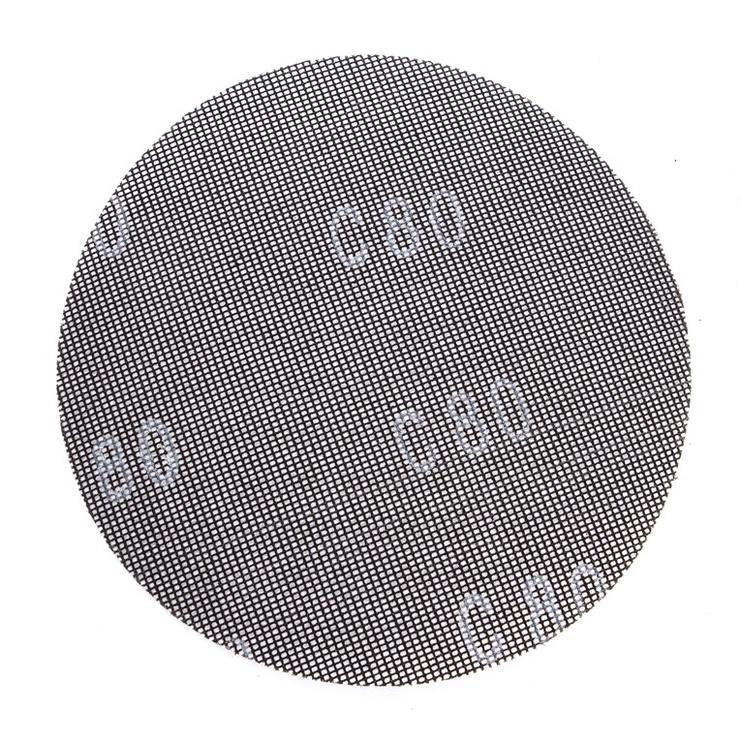 Šlifavimo tinkleliai Vagner SDH, Ø225 mm, 5 vnt