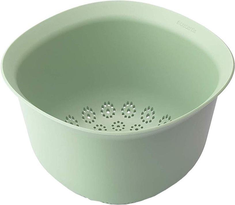 Дуршлаг Brabantia, 2.4 л, Jade Green