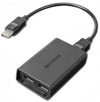 Lenovo Display Port To Dual Display Port Cable