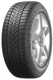 Зимняя шина Dunlop SP Winter Sport 4D, 255/40 Р18 99 V XL