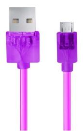 Esperanza Cable USB / Micro USB Violet 1.5m