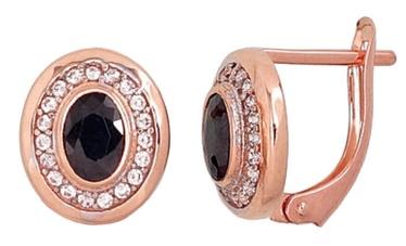 Diamond Sky Gold Earrings Augusta
