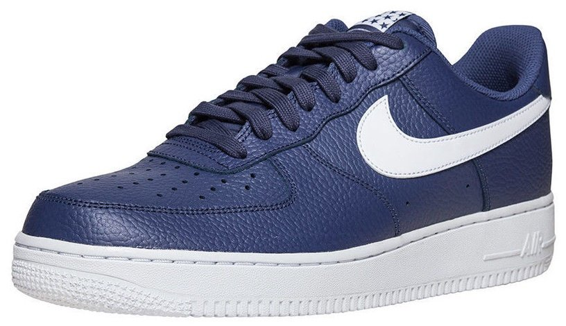 Nike Sneakers Air Force 1 07 AA4083-401 Blue 42.5