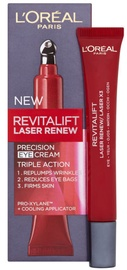 Paakių kremas L´Oreal Paris Revitalift Laser Renew, 15 ml