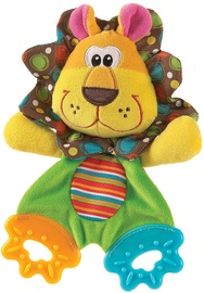 Playgro Teething Blankie Roary Lion