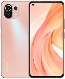 Мобильный телефон Xiaomi Mi 11 Lite, розовый, 6GB/64GB