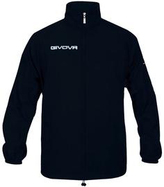 Givova Basico Rain Jacket Black 2XL