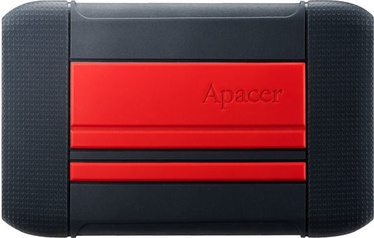 Apacer AC633 1TB USB 3.1 Red