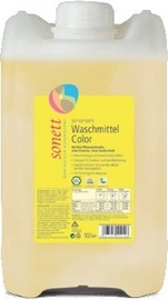 Sonett Laundry Washing Liquid Color Mint & Lemon 10l