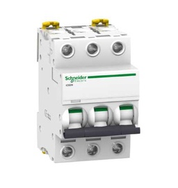 Automatinis jungiklis Schneider IC60N , 3P, C, 20A, 10kA
