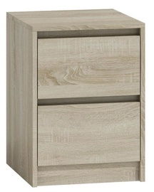 Ночной столик Top E Shop K2 Karo, дубовый, 40x43x55 см