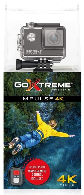 Seikluskaamera Goxtreme Impulse 4K